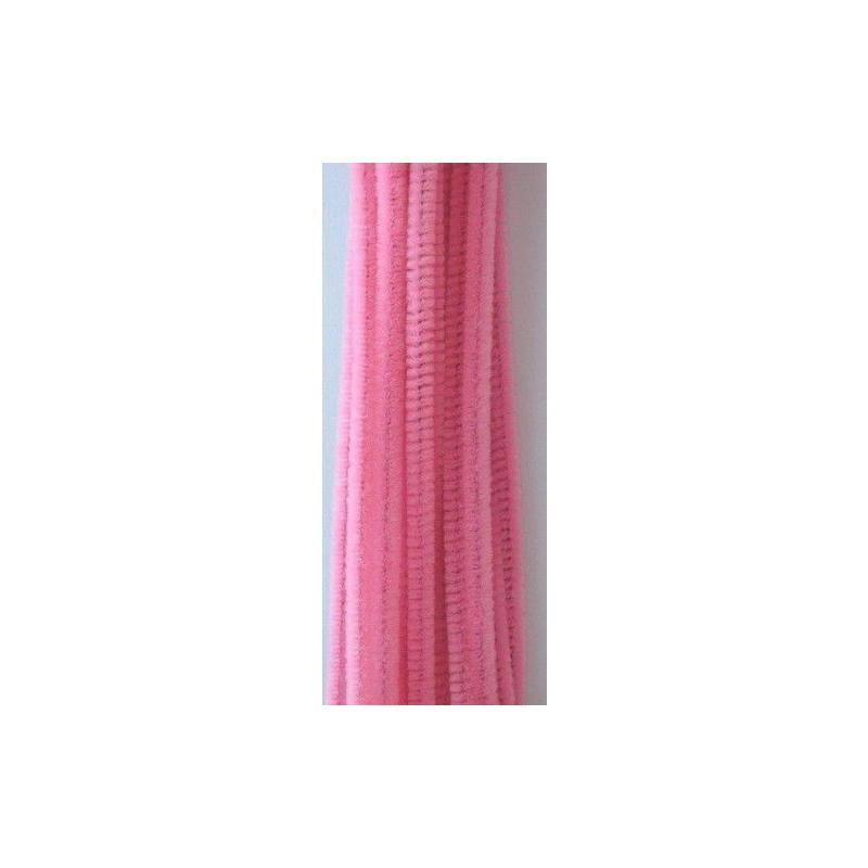 Karvatraat roosa 30cm*6mm 20tk