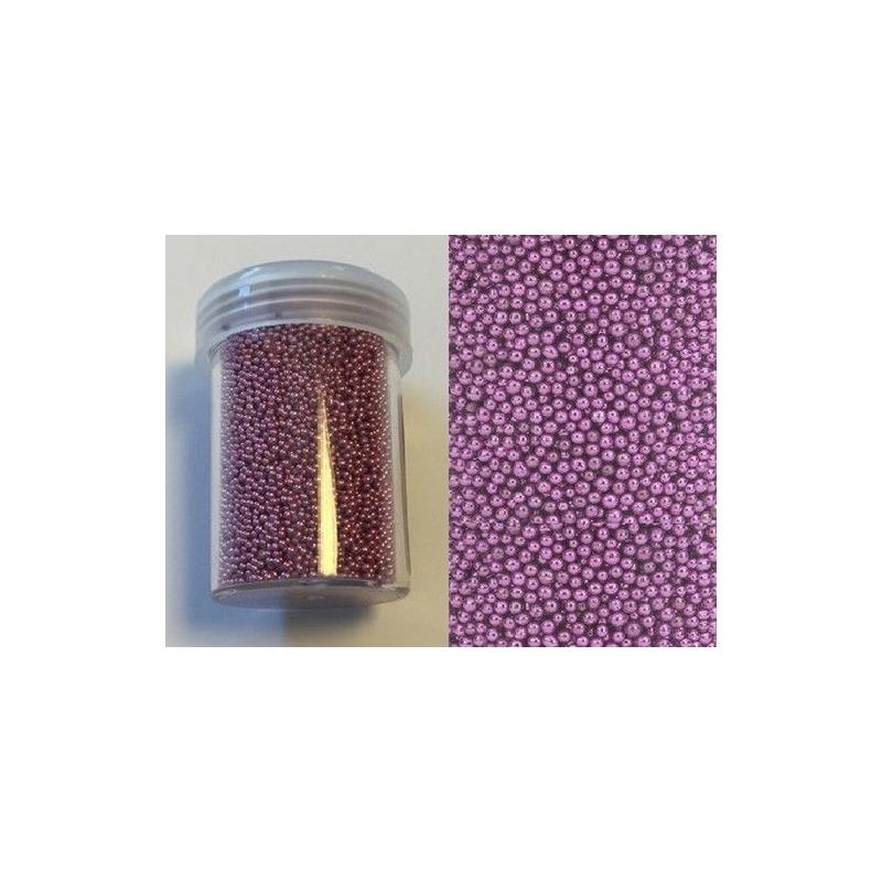 Minipärlid 0,8-1,0 mm 22 g roosa