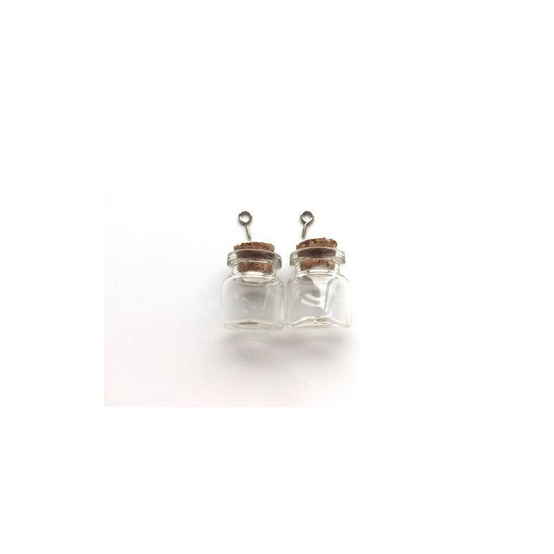 Mini purk klaasist 22*25mm 2tk