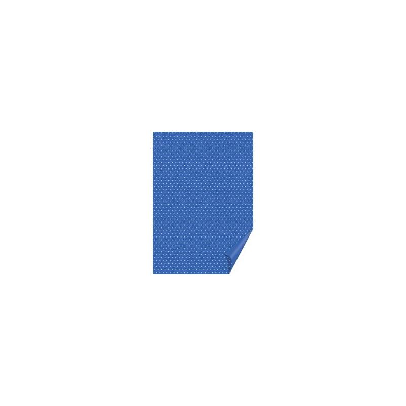 Disainkartong A4 Täpid 200g/m2 sinine