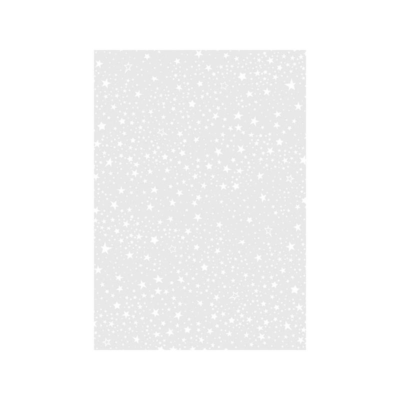 Transparent paber A4 115g/m2 valged tähed