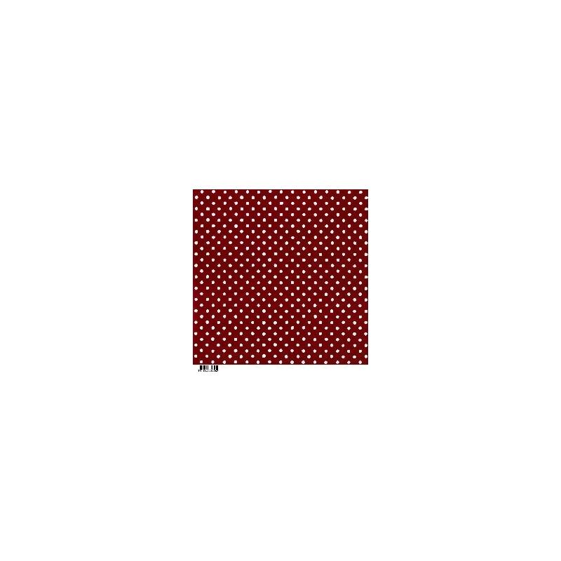 Paber A4 punane täppidega 110 g/m2