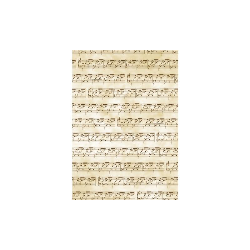 Transparent paber A4 115g/m2 noodid