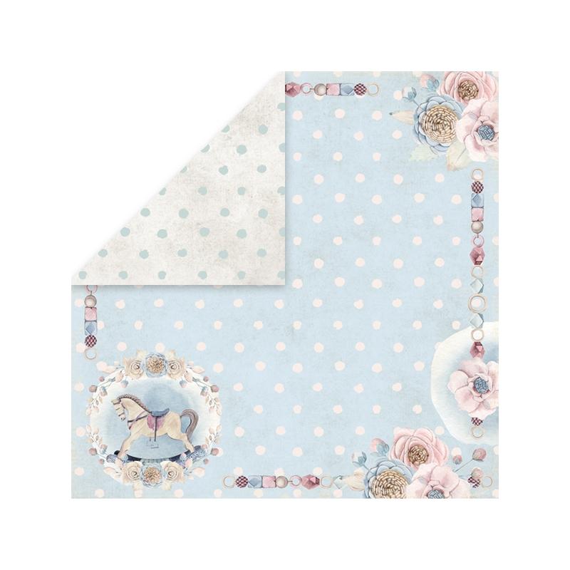 Disainpaber Baby World 01 30,5*30,5 cm