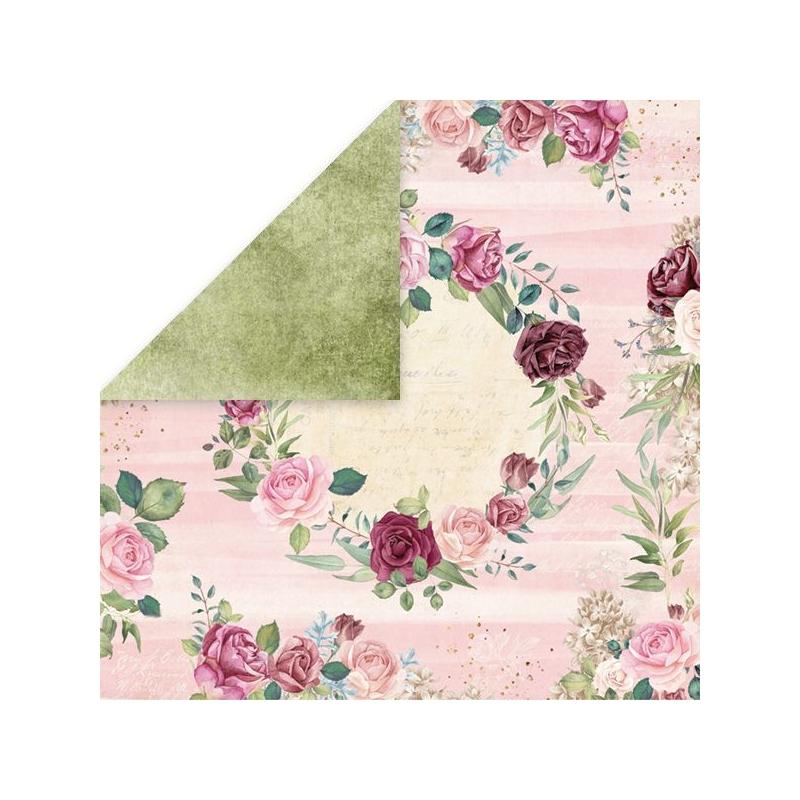 Disainpaber Flower Vibes 05 30,5*30,5 cm