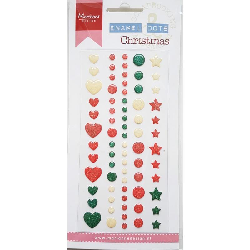 Iseliimuvad Jõulukristallid PL4509