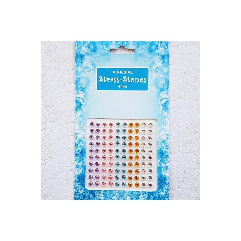 Iseliimuvad kristallid 4mm 09.0312.005