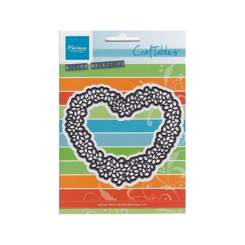 """Marianne lõiketera """"Lille süda"""" CR1302"""