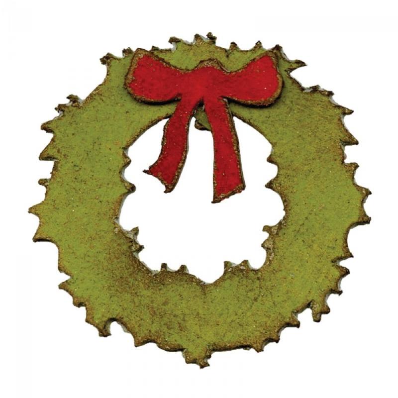"Sizzix lõiketera ""Jõulupärg"" 658267"