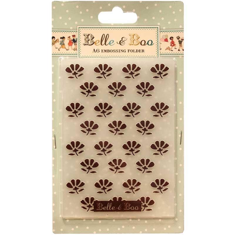 """Tekstuurplaat """"Belle&Boo"""" BBEF001"""