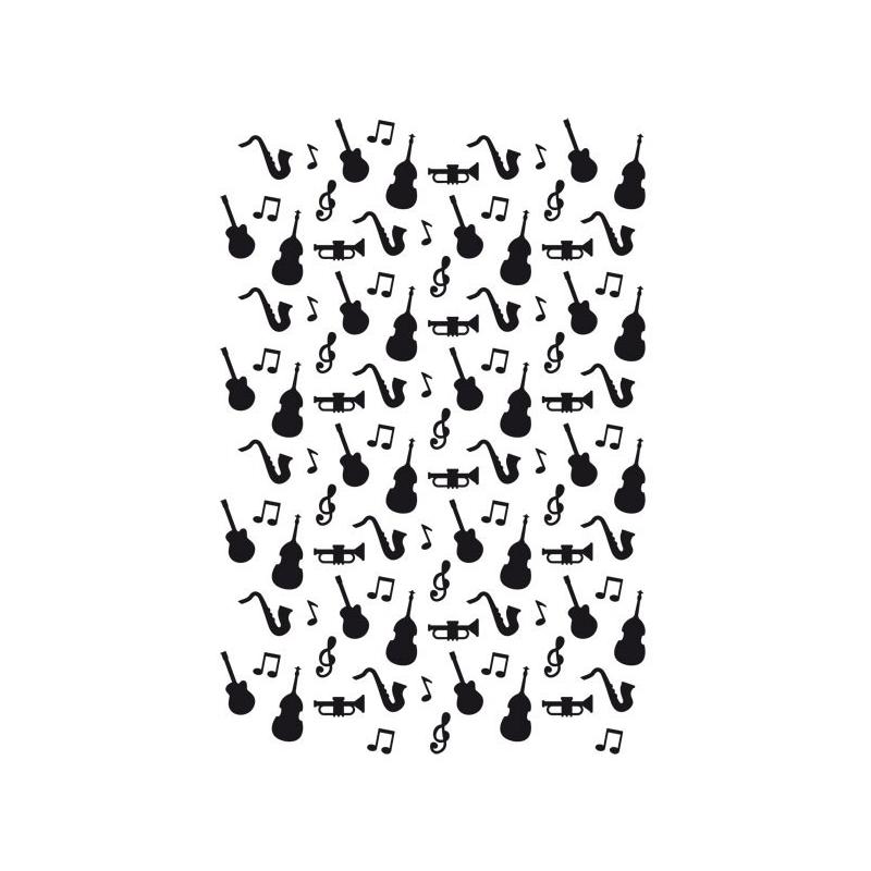 """Tekstuurplaat """"Muusika"""" EFE019"""