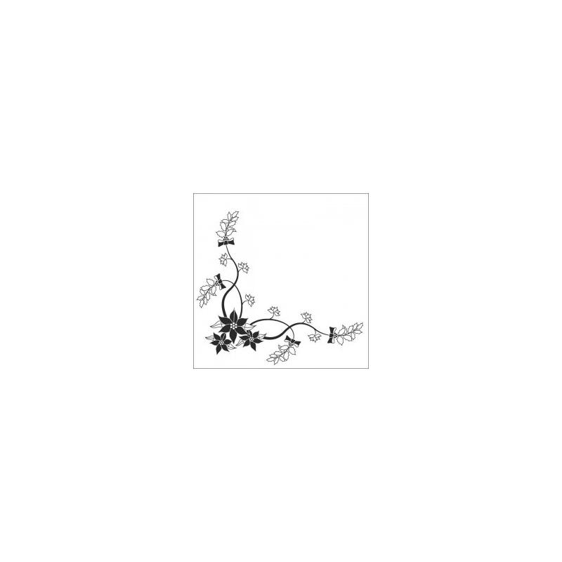 """Tekstuurplaat """"Jõulu nurk"""" EFE014"""