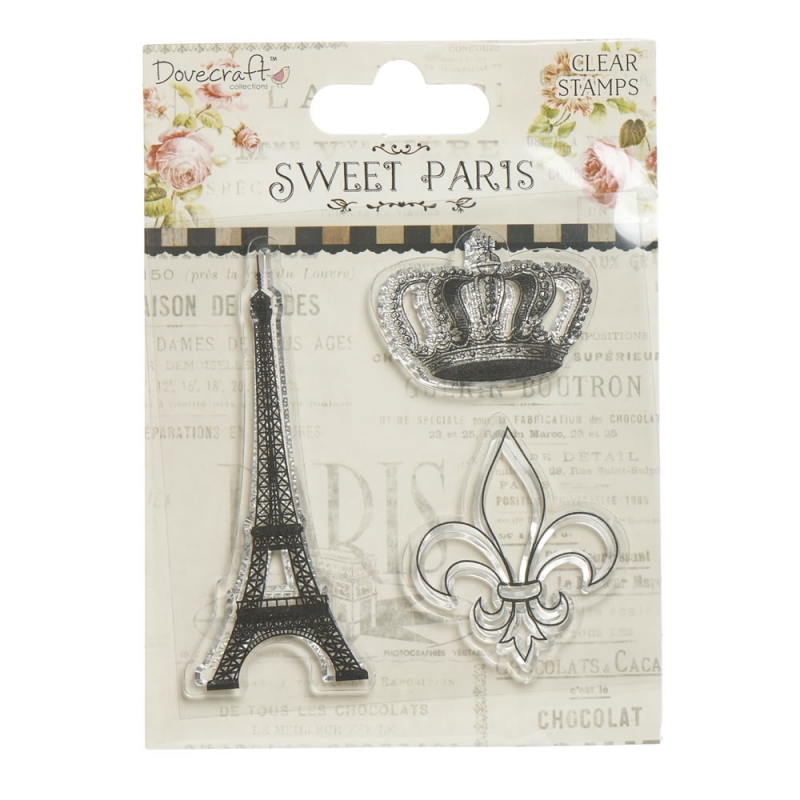 "Silikoontempel ""Sweet Paris Eiffel "" DCCS044"