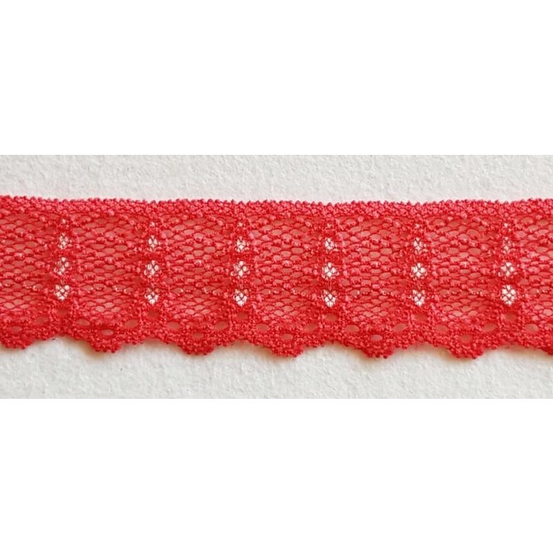 Elastikpits roosa-valge 35mm
