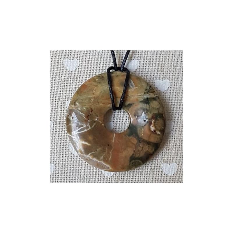 Rüoliit donut-ripats 40mm