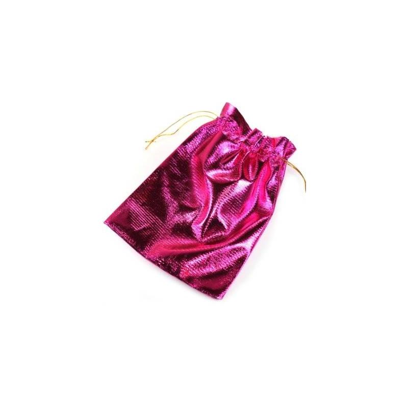 """Kinkekott """"Sädelev"""" 13*18 cm roosa"""