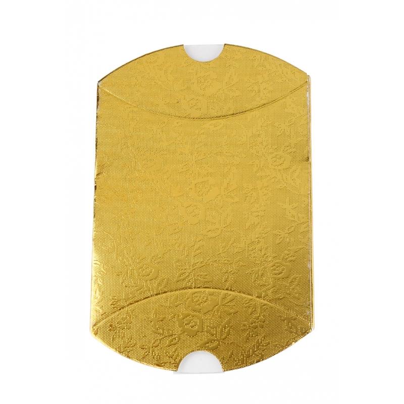 Kinkekarp volditav 95*70*30 kuldne