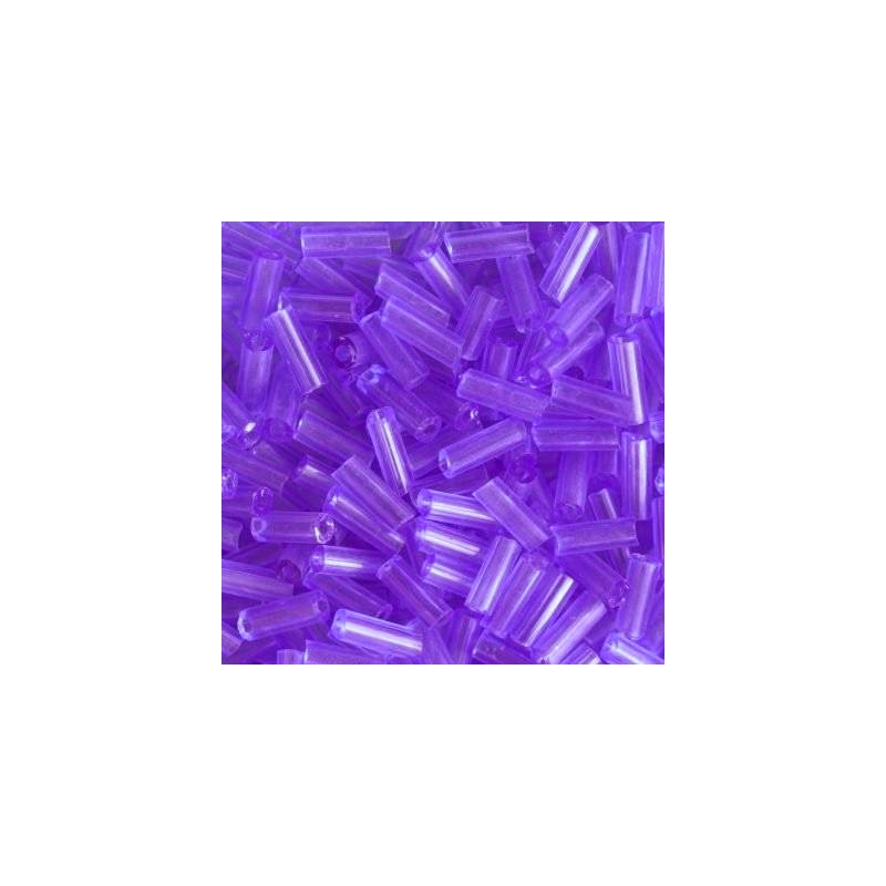 Klaashelmes 4,5mm tuub transparent violet 20g
