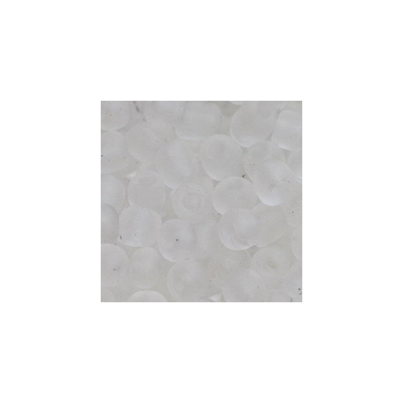 Klaashelmes 3,5mm matt valge 20g