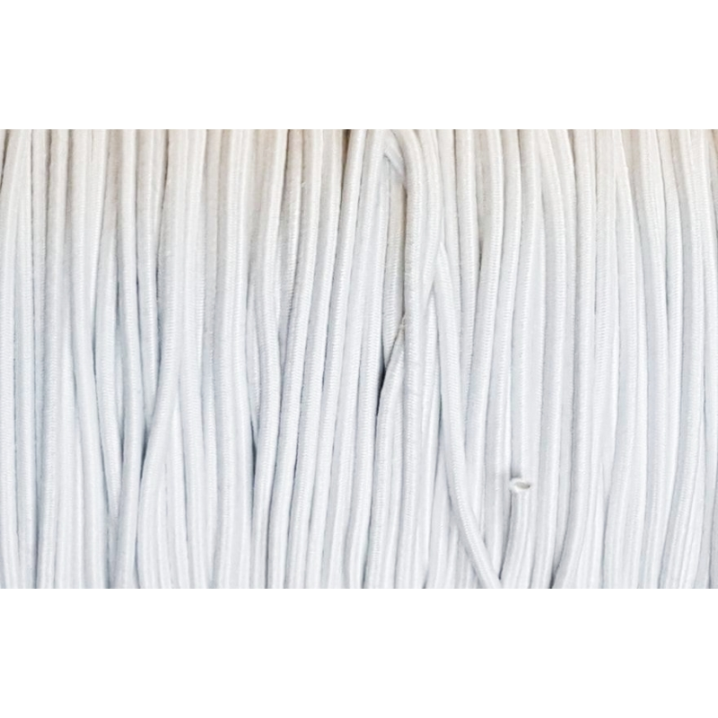Ümarkumm 2mm valge