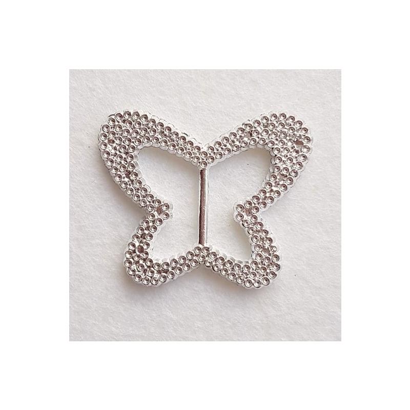 Pannal liblikas plast5,3*4,5 cm