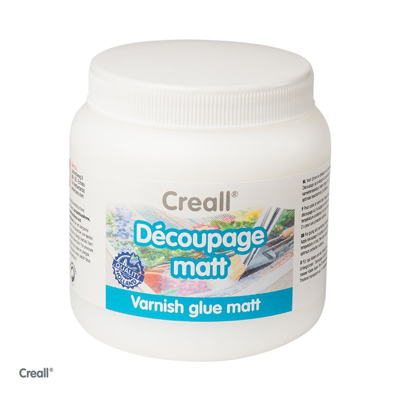 Decoupage liim-lakk matt 250 ml