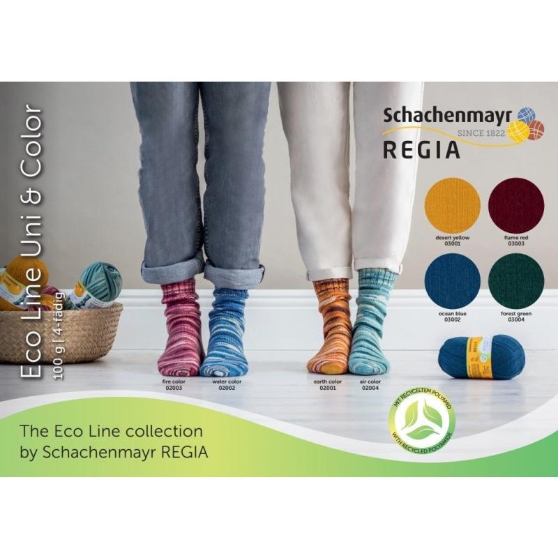 Regia 4* Eco Line Uni&Color  100g / 420m