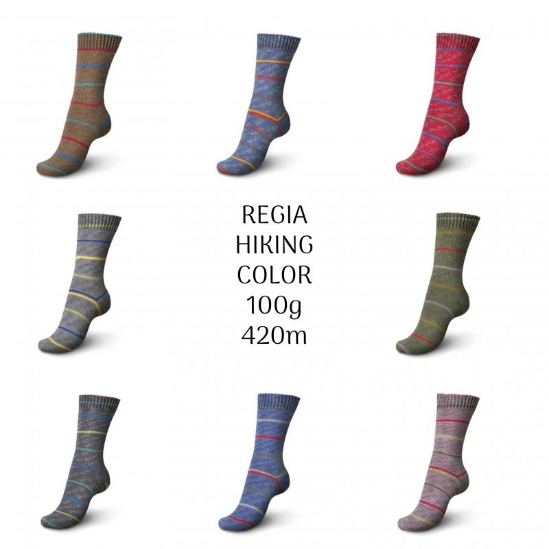 Regia 4* Hiking Color 100g / 420m