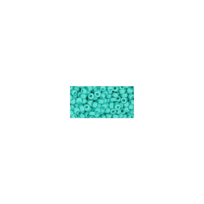 TOHO 8/0  Opaque Turquoise 10g