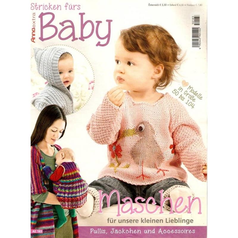 Anna extra Stricken fürs Baby AE183
