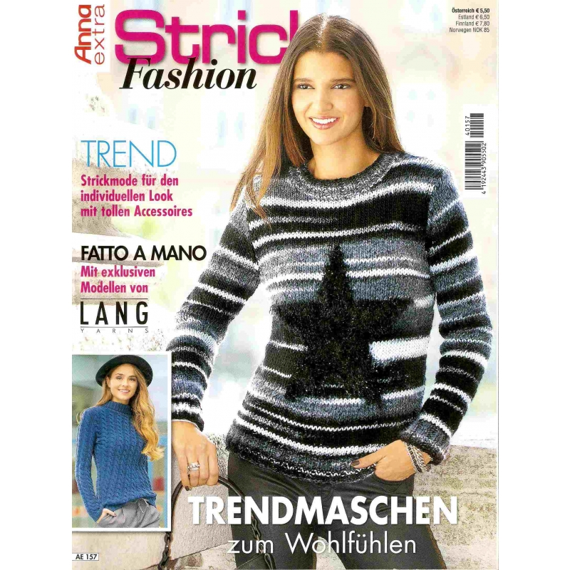 Anna extra Strich Fashion AE157