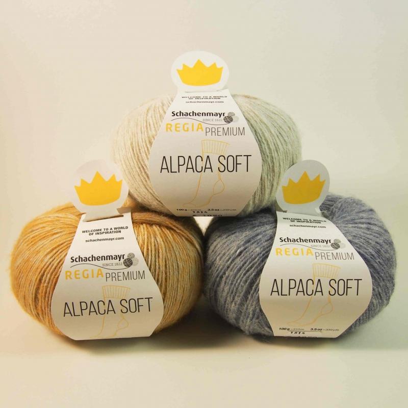 Regia Premium Alpaca Soft 100g