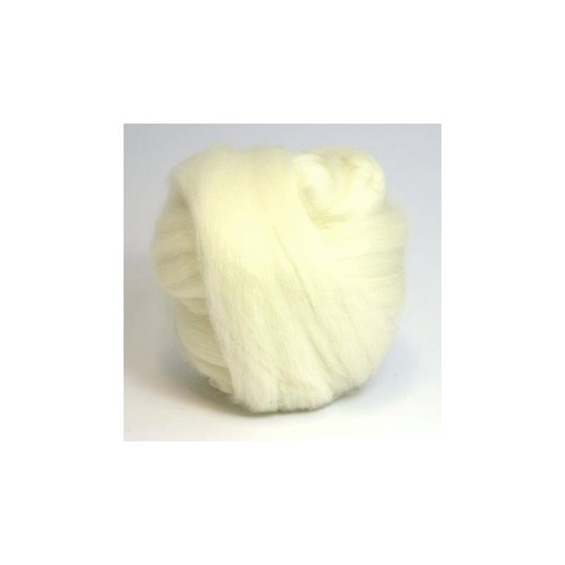 Meriinovill 23 mic valge 50g