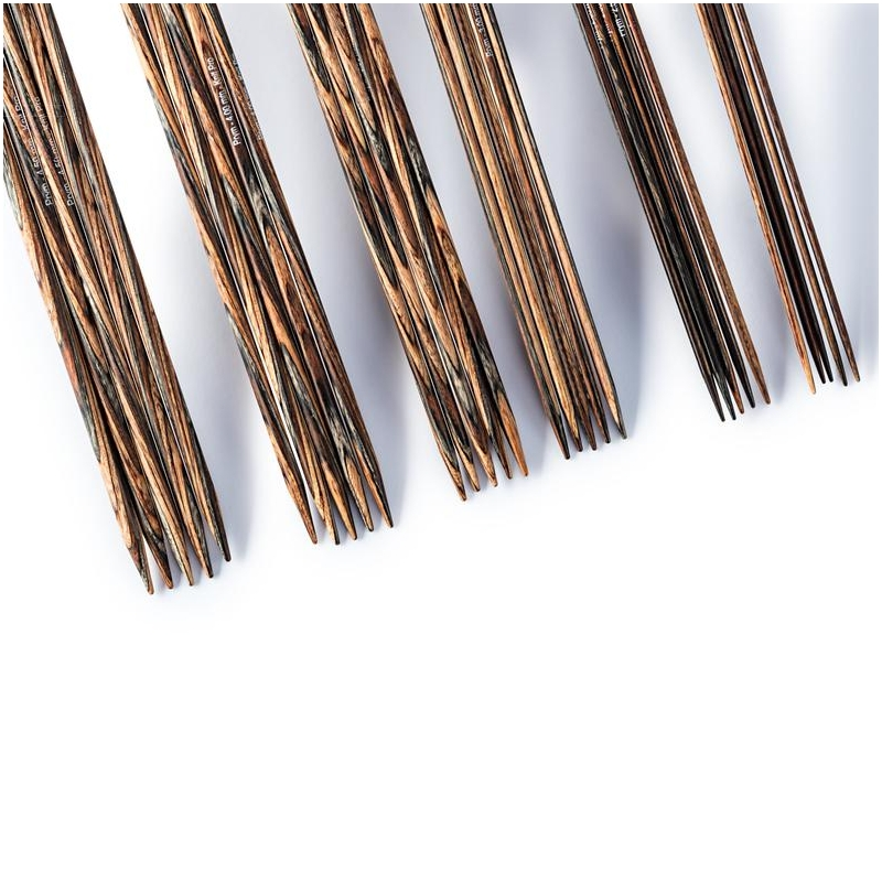 Sukavarraste komplekt naturaalsest puidust