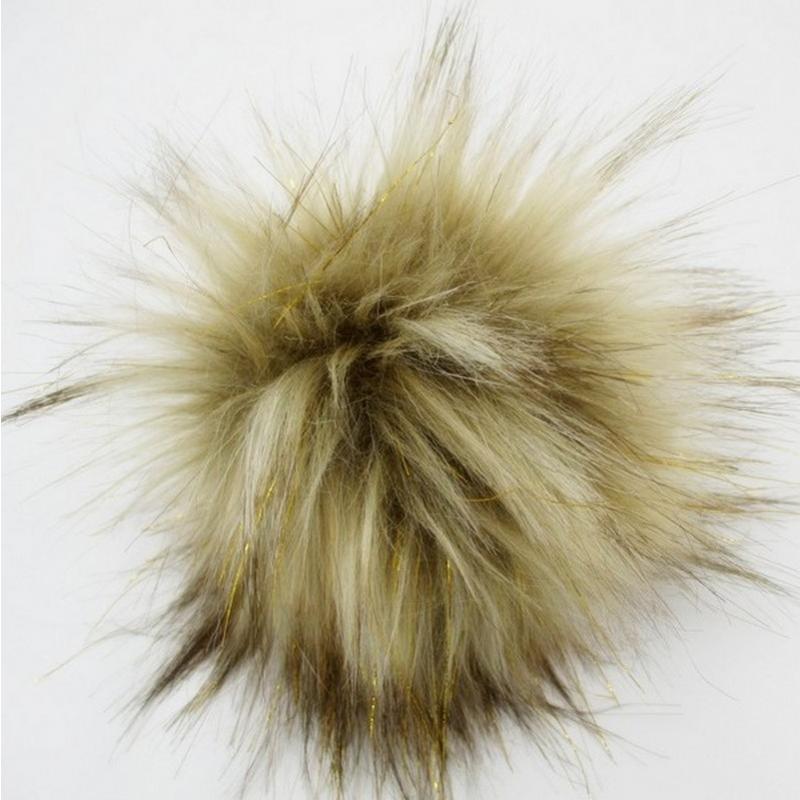 Mütsitutt beež-kuldne  13-14 cm