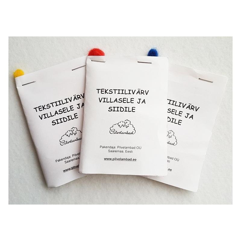 0861ba8e1e4 Tekstiilivärv villasele ja siidile