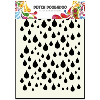 dutch-doobadoo-dutch-mask-art-a6-rain-drops.jpg