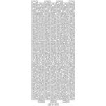 """Pitskleepsud """"Bordüür lilled"""" hõbedane 1263"""