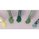 Glitterpurude assortii 1,8g*5tk Roheline/Caribean