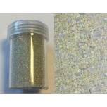 Minipärlid 0,8-1,0 mm 22 g valge