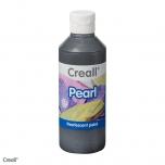 Akrüülvärv pärlmutter must 80 ml