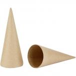 Papist koonus 7,5*20 cm