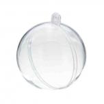 Läbipaistev plastpall