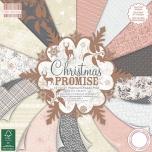 "Paberiplokk 30*30 cm 48 l ""Christmas Promise"""