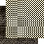 Disainpaber Checkers 744 30,5*30,5 cm
