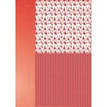 Disainpaber A4 Jõulupuu punane NEVA033
