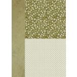 Disainpaber A4 Lumehelbed roheline NEVA040