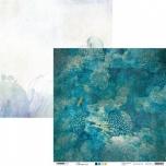 Disainpaber Ocean View 30,5*30,5 cm SCRAPOV03