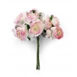 Paberlill Pojeng 10tk roosa