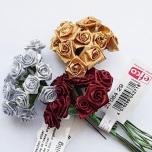 Dior Rose kangast roosid 12tk 15mm
